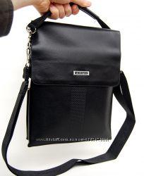 Мужская сумка Langsa 6680-3 с доп. съемной ручкой кс72