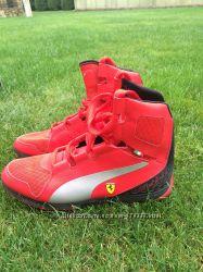Стильные брендовые кроссовки Ferarri от Puma 42. 5