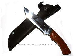 Нож для настоящих мужчин l Ручная работа l МеталКожа