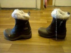 Продам ботинки детские зимние The North Face