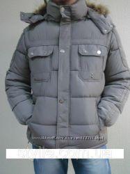 Куртка мужская зимняя длинная