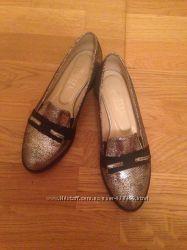 кожаные туфли Польша Kotyl супер цена