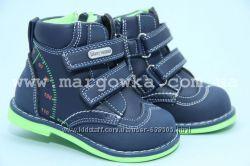Новые ботинки Шалунишка Ортопед 100-77 размеры 20-25