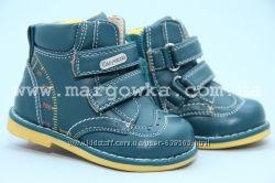Новые демисезонные ботинки Шалунишка Ортопед 100-78 размеры 20-25