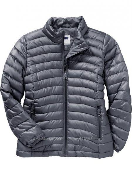 Модная cтеганная курточка, 8лет