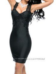 acb68d46330 Вечернее чёрное платье в наличии