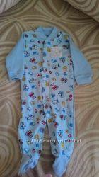 Человечек костюм для новорожденного