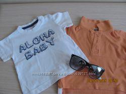Набор две футболочки