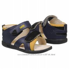 Нові Сандалі Umi zanne 21 13. 8 см сандалии босоножки