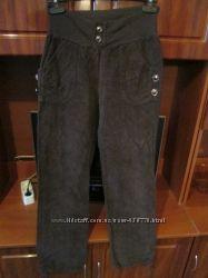 Вельветовые штаны, стрейч