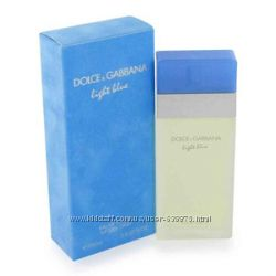 Оригинальный аромат Dolce&Gabbana Light Blue на прямую от парфюмерного дома