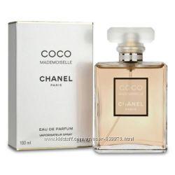 Оригинальный аромат Coco Mademoiselle Chanel на прямую от парфюмерного дома