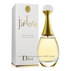 Оригинальный аромат Christian Dior Jadore на прямую от парфюмерного дома