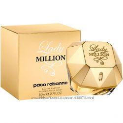 Оригинальный аромат Ladi Million Paco Rabanne напрямую от парфюмерного дома