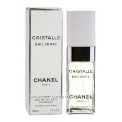 Оригинальный аромат Cristalle Eau Verte   на прямую из парфюмерного дома.