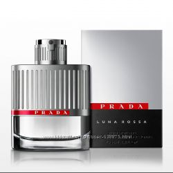 Оригинальный аромат  Luna Rossa- Prada  на прямую от парфюмерного дома.