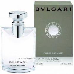 Оригинальный аромат Bvlgari pour homme на прямую от парфюмерного дома