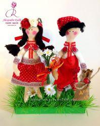 Куклы Украиночки