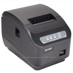 Термопринтер чековый принтер 80мм авто обрезка