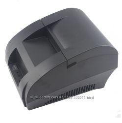 Термопринтер чековый принтер 58мм В Наличие