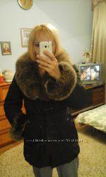 Качественная куртка зима-осень 44-46р.