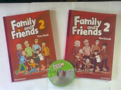 Family and Friends 2 Workbook  Classbook