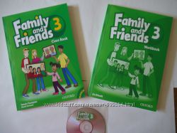Family and Friends 3 Workbook Classbook