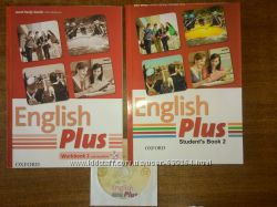 English Plus 1 , 2, 3 Students Book Workbook