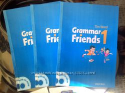 Grammar Friends  1, 2, 3, 4, 5, 6 Грамматика к Family and Friends