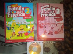 Family and Friends 2 2nd edition