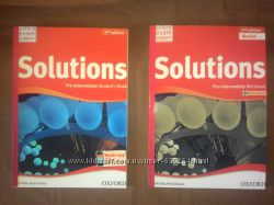 Solutions Pre-Intermediate 2nd edition