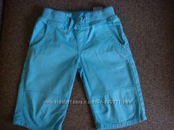 плотные яркие коттоновые шорты