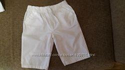 Белые шорты MOTHERCARE
