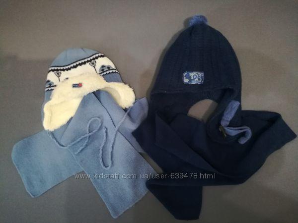 Шапка  шарф для мальчика AGBO Польша