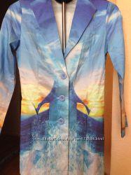 Фирменный модный пиджак MARC JACOBS