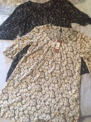 Очень красивые нарядные блузочка фирмы Soyaconcept