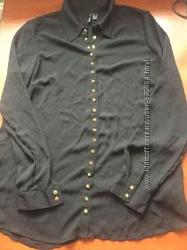 Стильная блузка - рубашка MANGO