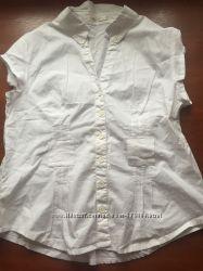 Хлопковая блузка - рубашка enracine