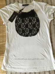Фирменная футболка  DOLCE&GABBANA