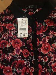 Фирменная  блузка -рубашка Mim