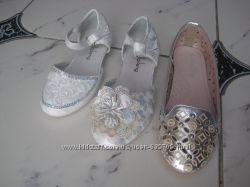 Нарядные новогодние туфли разн. мод. для девочек 23-37р