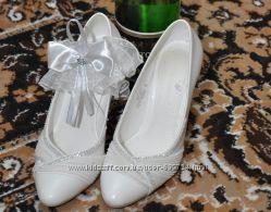 Свадебные туфли женские купить в спб