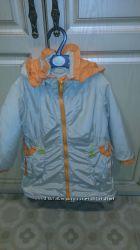 Пальто для девочки  р 98