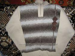 недорого Теплый свитерок для вашего мужчины