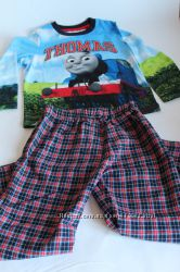 Пижама Thomas & Friends для мальчиков 18-24мес. 3-4года