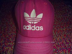 Розовая кепка Adidas Original
