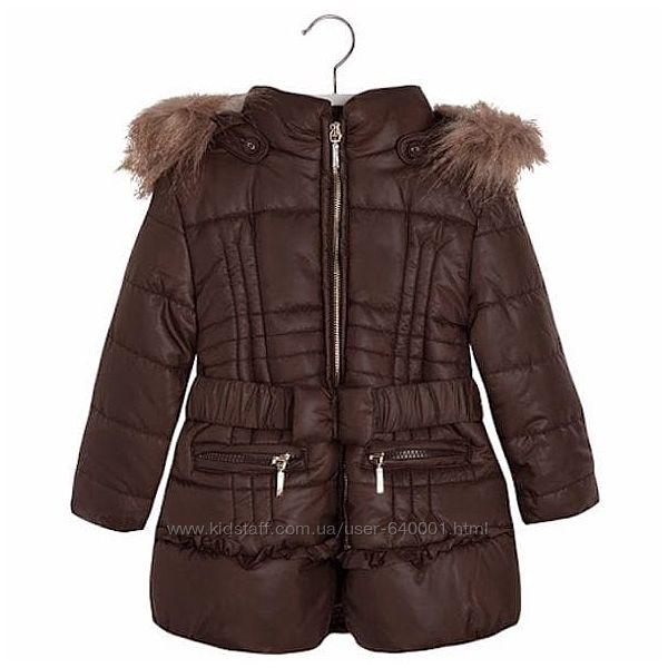пальто майорал 122