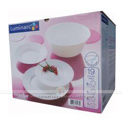 Сервиз Luminarc Everyday G0567-  19 предметов, в наличии