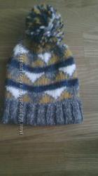 Зимняя стильная шапка ZARA, 165грн.