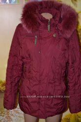 Зимняя куртка, очень теплая.